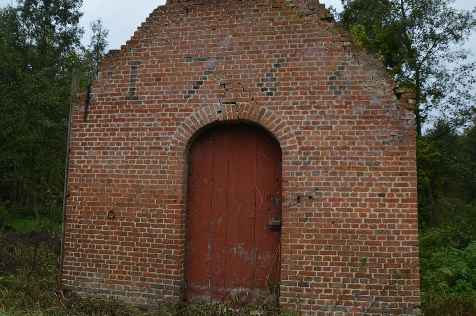 Het bakhuis uit 1766.