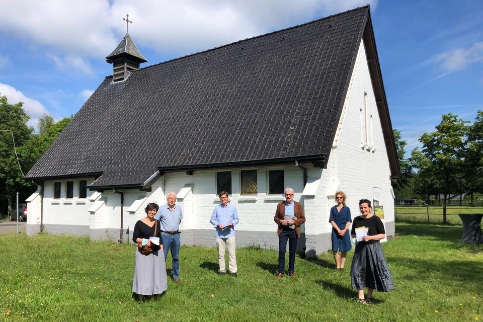 Het project Koninklijke Kempen werd voorgesteld in de Kapel van het Kempisch Domein in Geel.