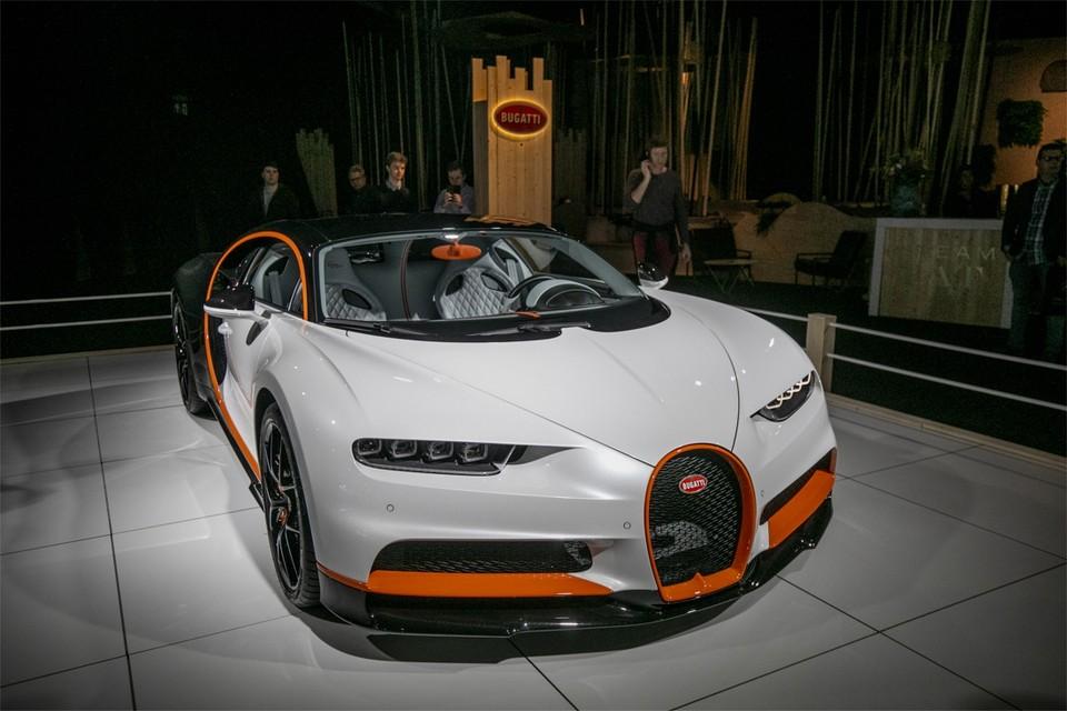 Bugatti'tje kopen? Voor 3 miljoen is hij van u.