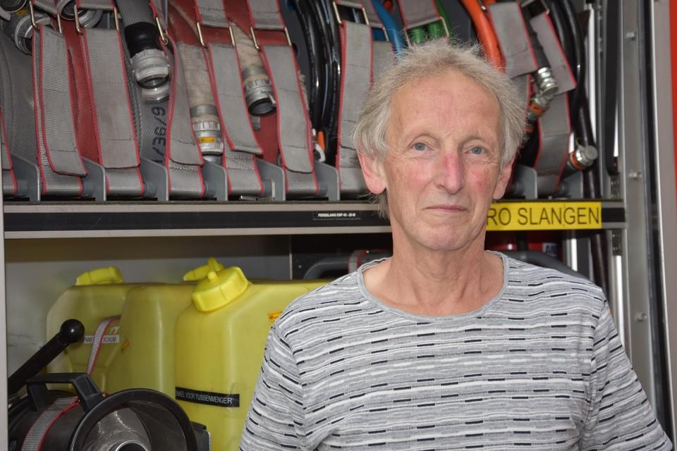 """""""Tijdens de coronapandemie ging een groot deel van mijn tijd als preventieadviseur naar het veilig open houden van de school"""", zegt Freddy Hertog."""