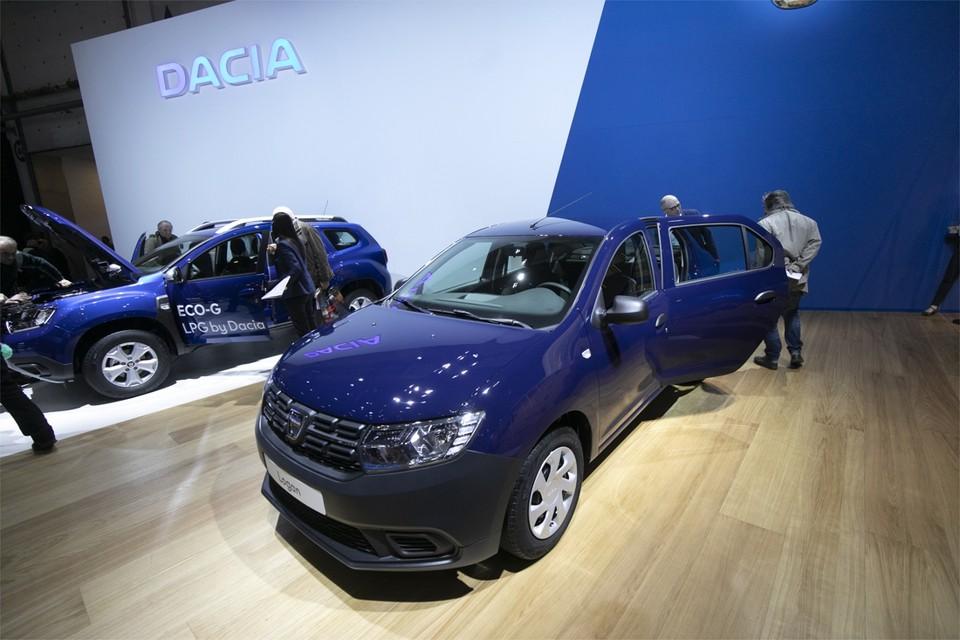 Dacia Logan: vanaf een kleine 8.000 euro.