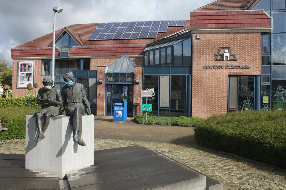 De bibliotheek van Temse is vanaf 17 mei zes uur per week langer open.