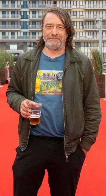 Acteur Wim Willaert.