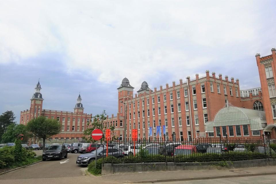 Het Sint-Ursula-Instituut in Onze-Lieve-Vrouw-Waver.