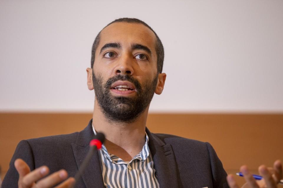 Sammy Mahdi.