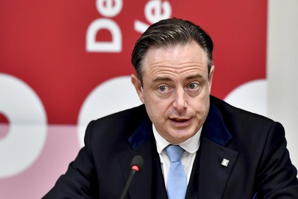 Burgemeester Bart De Wever.
