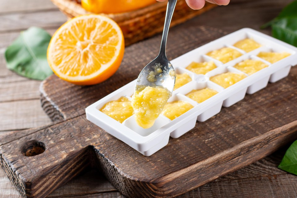 Win tijd: mix de ingrediënten voor je smoothies en vries ze in.