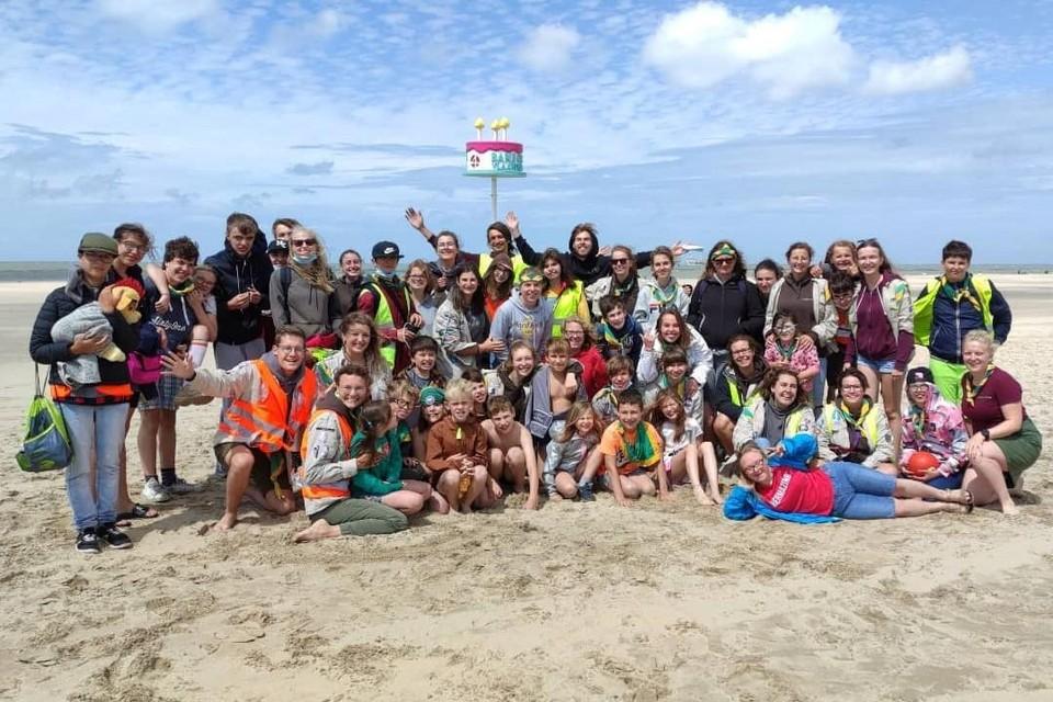 Akabe Rafiki beleefde een geweldig zomerkamp aan zee.