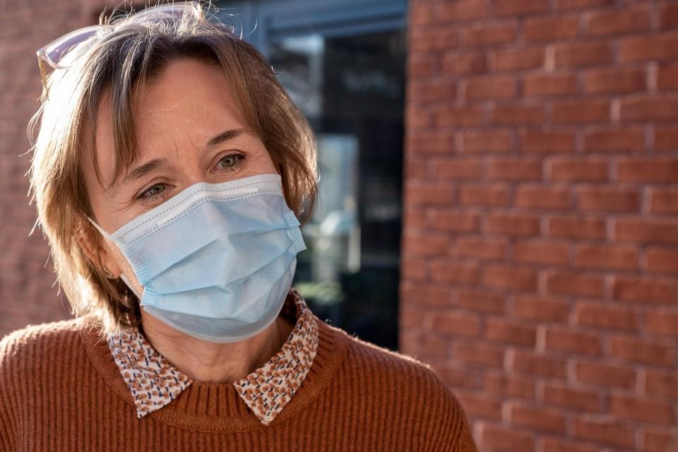Dokter Ann-Marie Morel is, samen met de lokale besturen, aan het bekijken hoe het vaccineren in de regio Klein-Brabant en Willebroek het vlotst kan verlopen