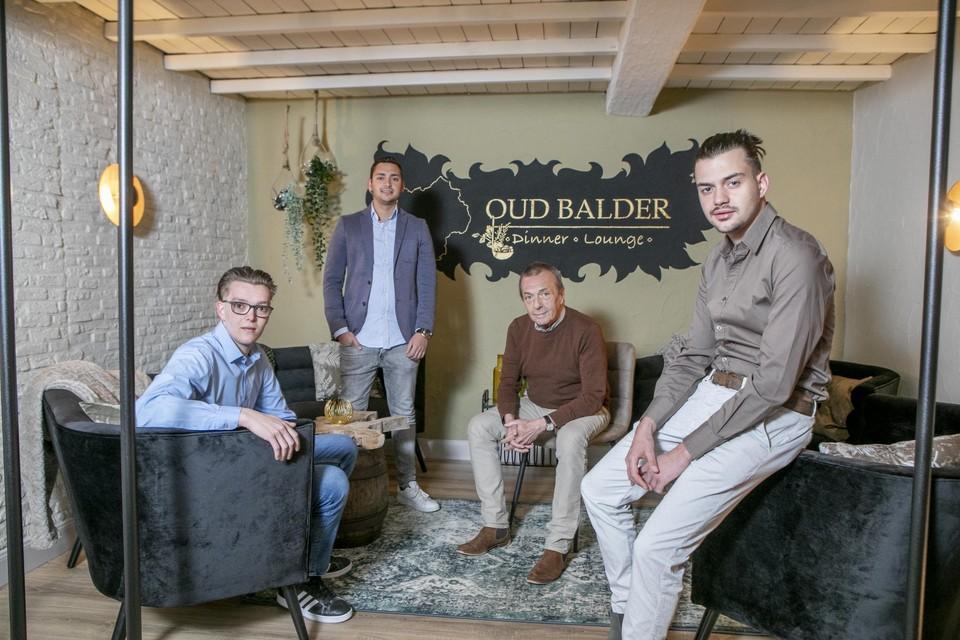 Dit wordt de Lierse ploeg achter Oud Balder.