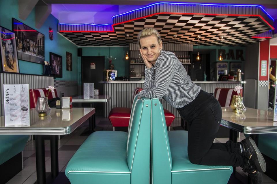 Tamara nam tijdens de sluiting van acht maanden de tijd om nieuwe concepten te bedenken voor Jazzy's Diner.