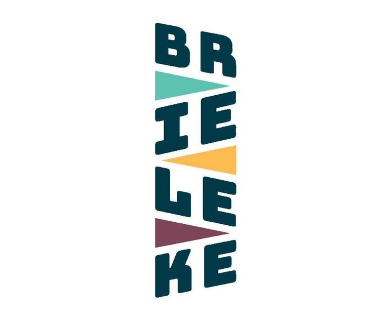 Het logo van het nieuwe vrijetijdscentrum.