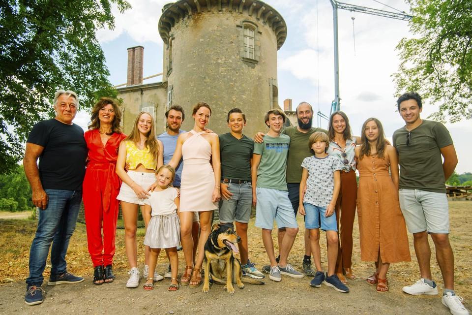 Realitysoaps in Vlaanderen zijn intussen aan hun tweede gouden tijd bezig. De enige familie die er beide keren van profiteerde: de Planckaerts.