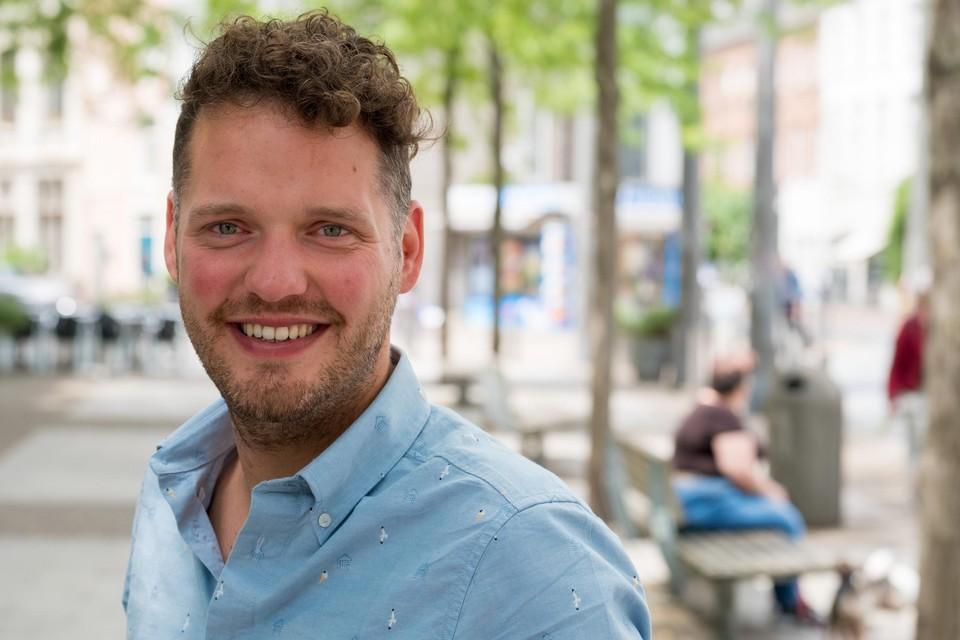 Vlaams parlementslid Orry Van de Wauwer.