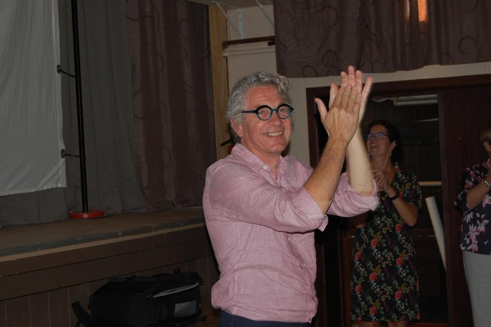 Jos Stassen was in de vorige legislatuur de burgemeester van Kruibeke.