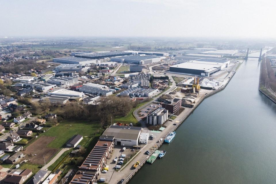De centrale ligging, het kanaal Brussel-Willebroek en de ruimte voor projectontwikkeling zijn grote troeven.