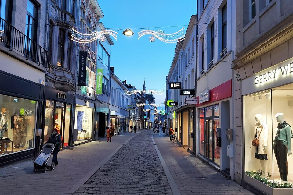 De Antwerpsestraat.