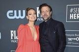 thumbnail: Olivia Wilde en haar man