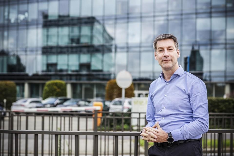 Yve Driesen, directeur van de federale gerechtelijke politie van Antwerpen.