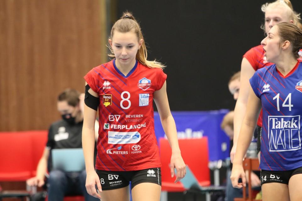 Britt Ruysschaert.