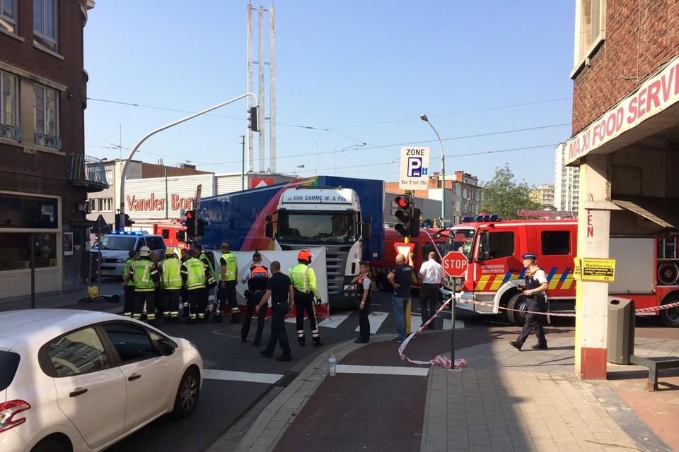 Bij een tragisch ongeval maandag kwam een 6-jarig jongetje om in Deurne.