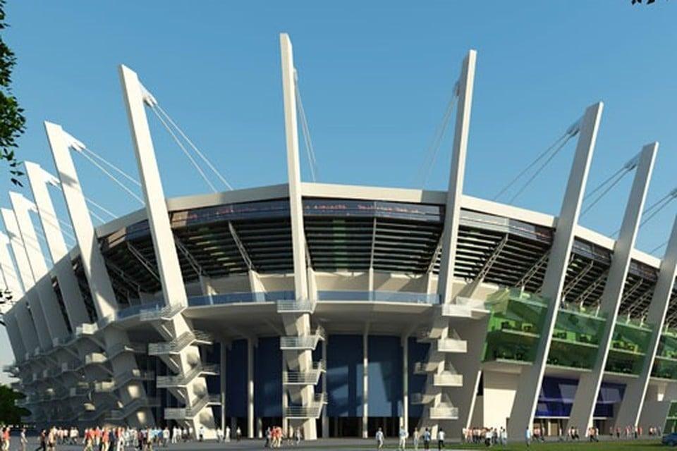 Racing Genk Stelt Nieuw Stadion Voor Gazet Van Antwerpen Mobile