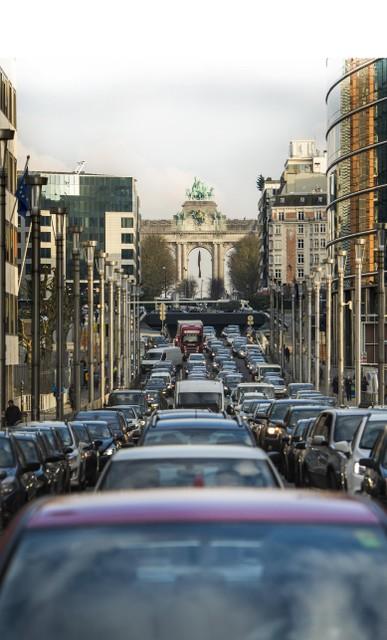 De Commissie tikte ons land al meermaals op de vingers voor het niet respecteren van de luchtkwaliteitsnormen, vooral rond Antwerpen en Brussel