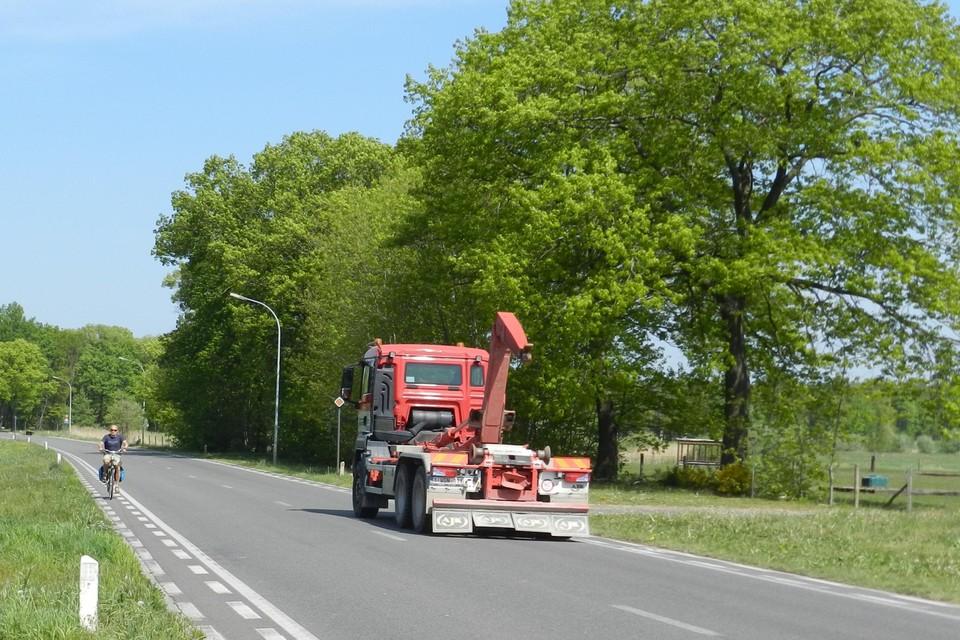 Bestuurders moeten binnenkort op de Steenweg op Weelde in Merksplas op hun snelheid letten.