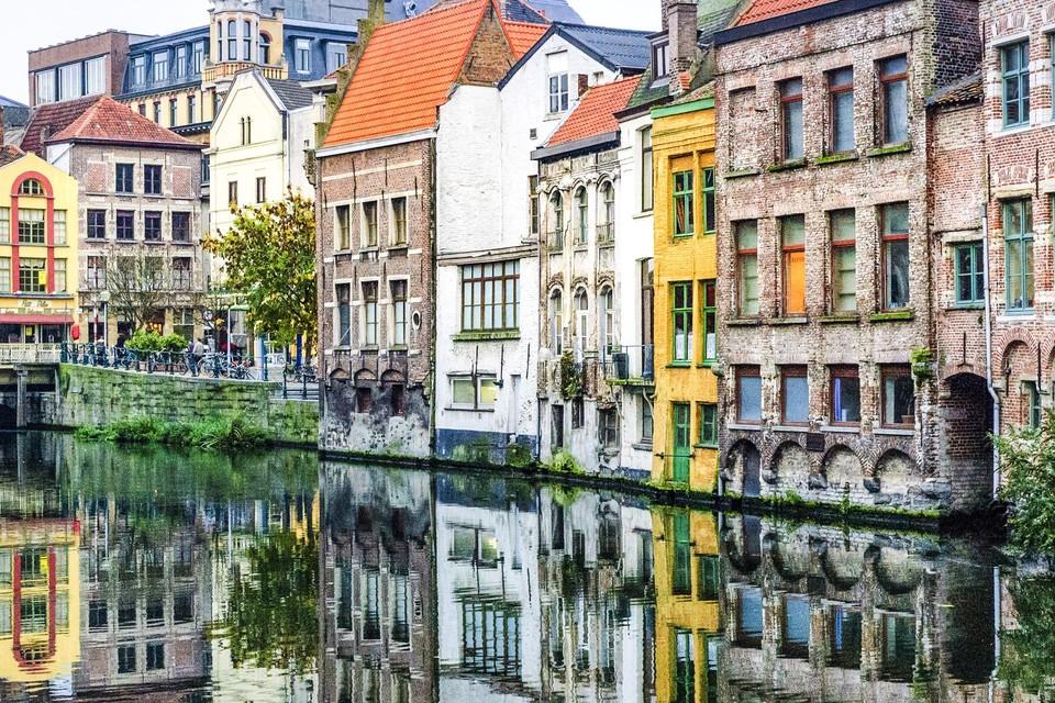 De gevels van Gent.