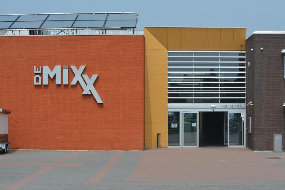 De Mixx voorziet twee verschillende plaatsen.