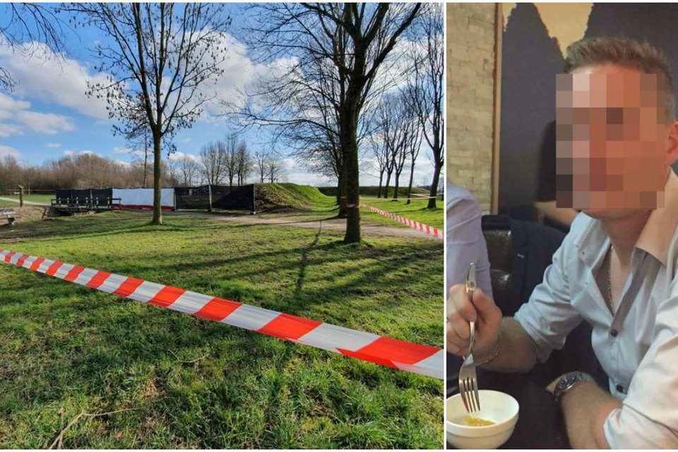 David P. werd door een groep gaybashers met een vals profiel naar het park  aan Hof ter Welle in Beveren gelokt.