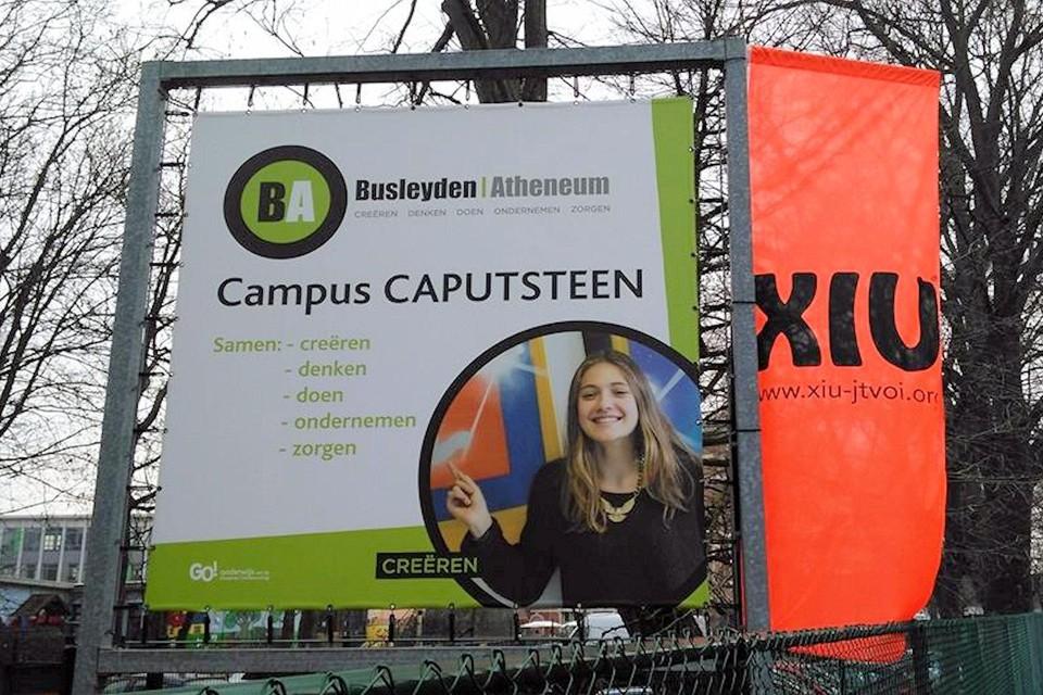 Het BA Campus Caputsteen startte in 2008 met secundair freinetonderwijs.