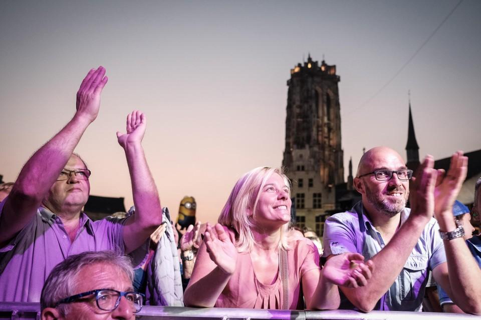 Een archiefbeeld van Maanrock. Met DWW Fest krijgt Mechelen er nog een stadsfestival bij dit jaar.