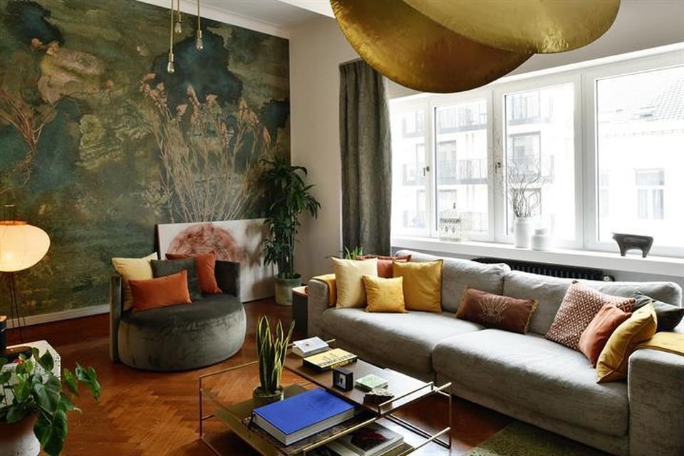 Het appartement waar Alex en Elias in 'Dertigers' wonen staat te koop.