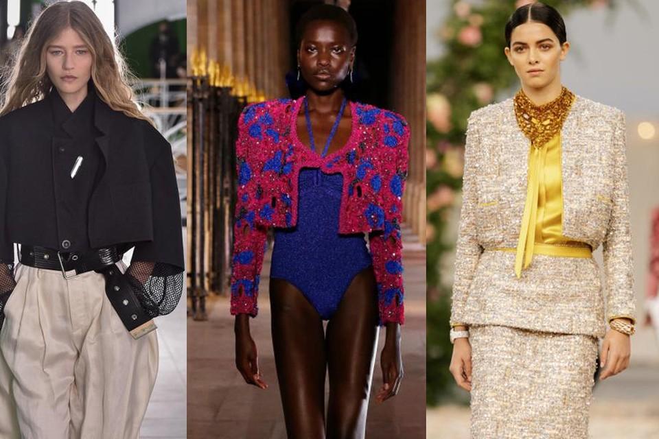 Louis Vuitton / Isabel Marant / Chanel