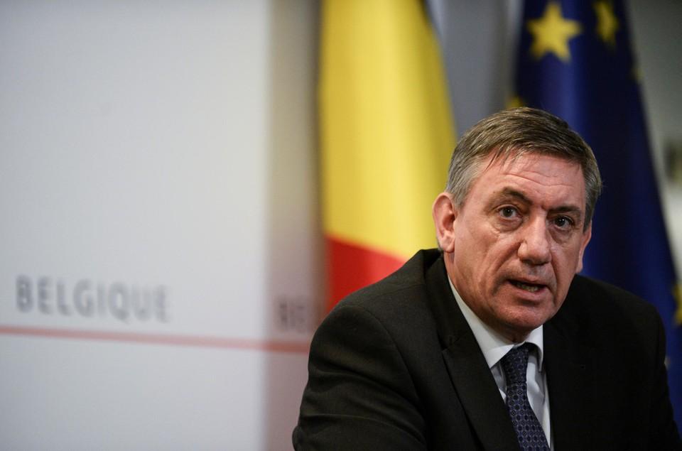 Vlaams minister-president Jan Jambon.