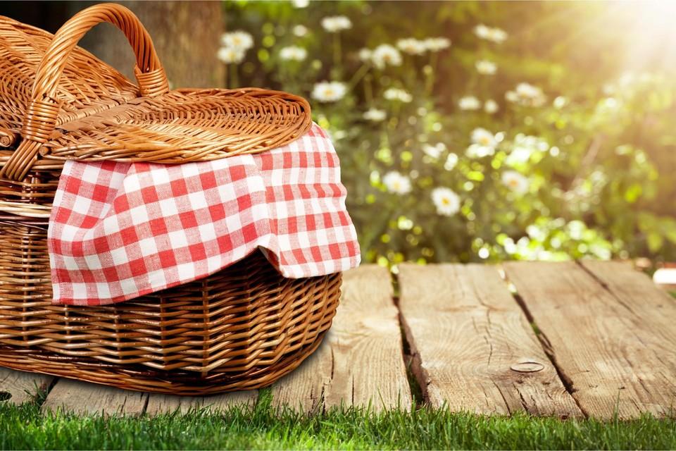 Less is more op een picknick.