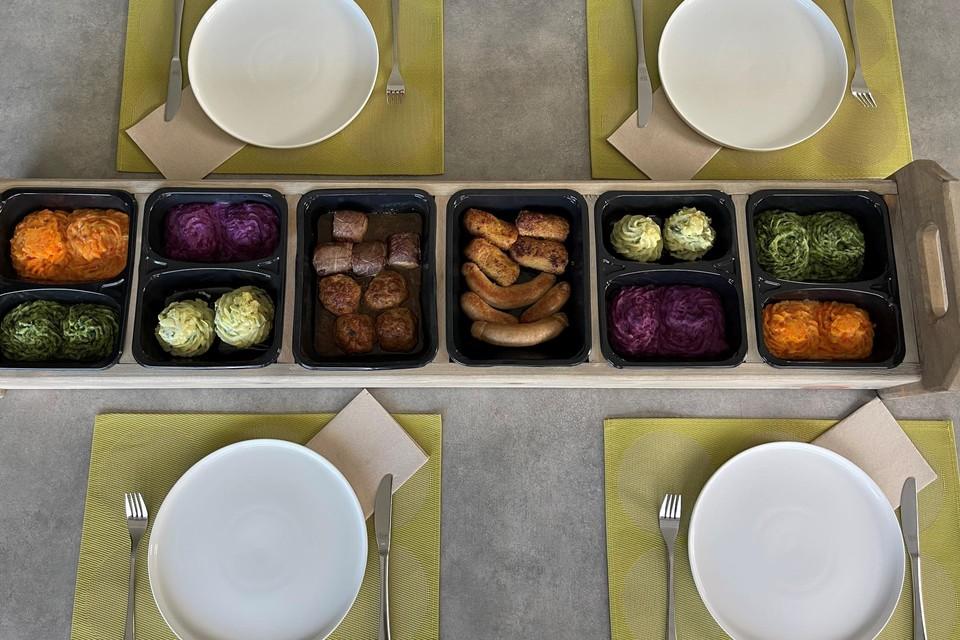 """Bert Provoost: """"Voor het eerst in ons leven hebben we oertraditionele stoemp als takeaway gegeten."""""""