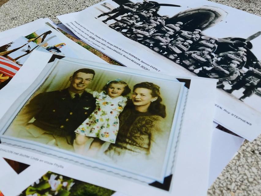 Eugene Shauvin was amper 25 jaar toen hij omkwam in Retie. Hij was getrouwd en had een dochtertje van 3 jaar.