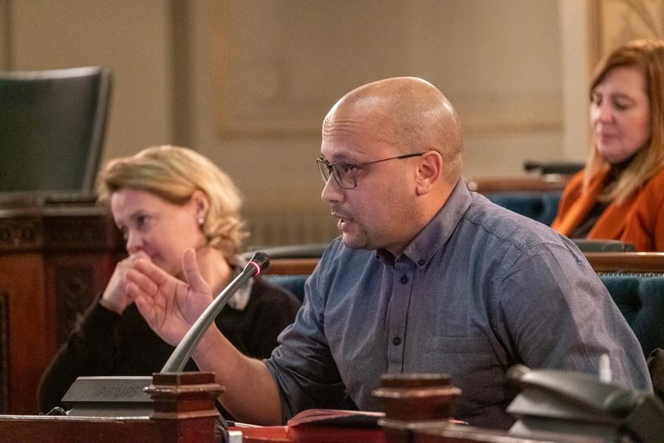 De toekomst van Isvag ligt volgens sp.a-fractieleider El Mzairh nu bij Vlaams minister Demir.