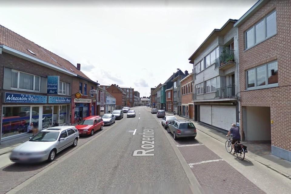 Donderdag is er een doorgangs- en parkeerverbod in dit deel van de Rozenberg.