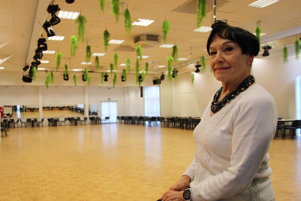 Mar Ekkart wil haar dansvloer weer snel gevuld zien