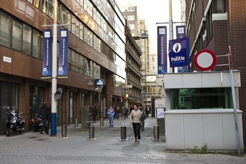 Ook de Schupstraat krijgt binnenkort een ander uitzicht.