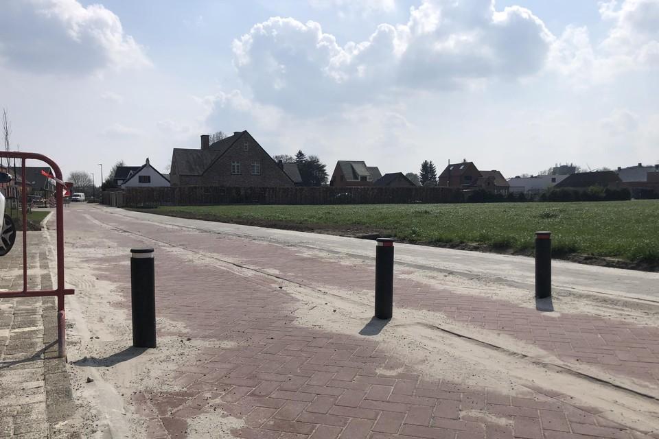 Geen doorgaand verkeer meer voor auto's in de Melkerijstraat.