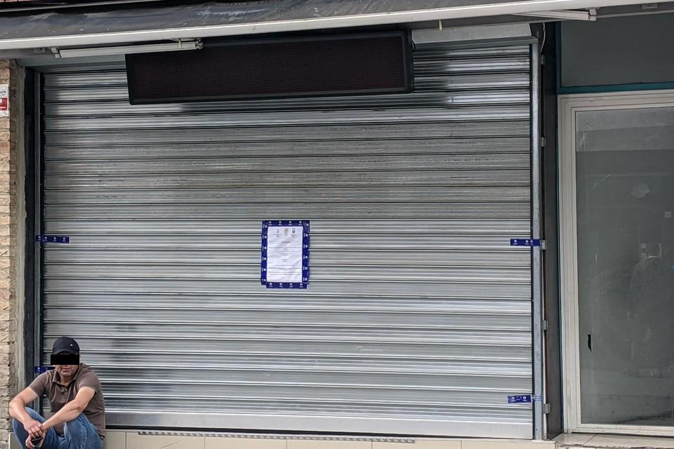 De telefoonwinkels in de Offerandestraat in Antwerpen-Noord en in de Abdijstraat op het Kiel kregen speurders over de vloer.