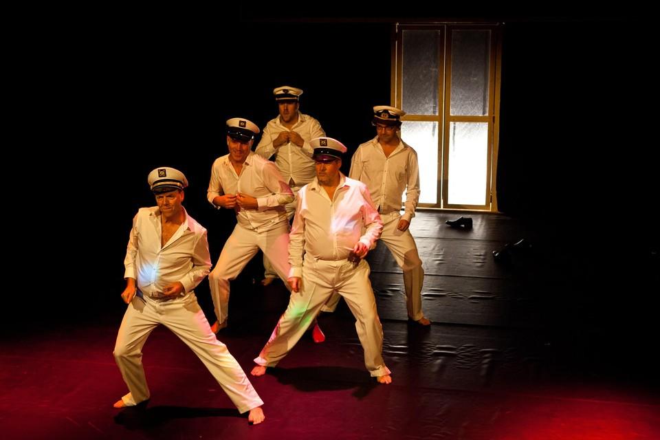 is een van de populairste voorstellingen van de Bert Leysenkring.
