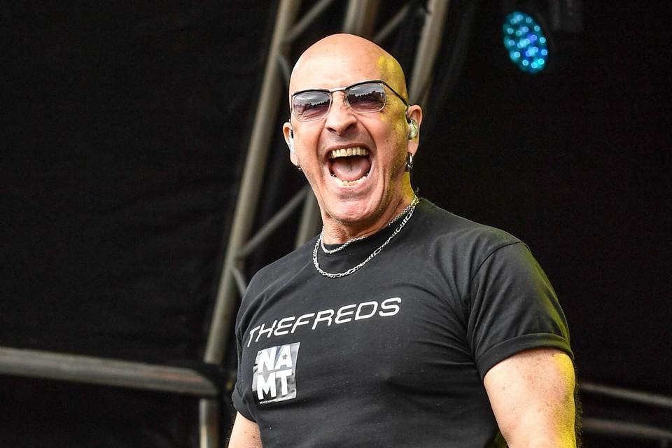 Richard Ferbras (67), cantante della band britannica Wright Said Fred