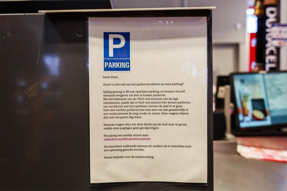 Antwerpen Is Stad En De Rest Is Parking Hier Is Die Uitspr Antwerpen Gazet Van Antwerpen Mobile