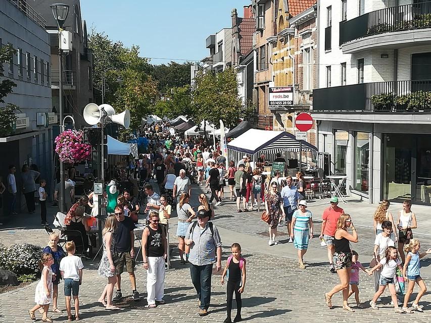 Het eerste weekeinde van september is het tijd voor de Jaarmarkt van Edegem.