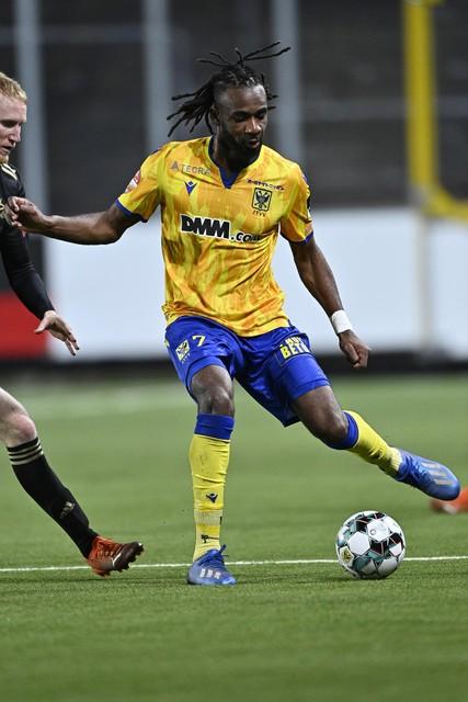 KVK liet ook Mboyo al gaan deze transferperiode. De spits trok naar STVV.